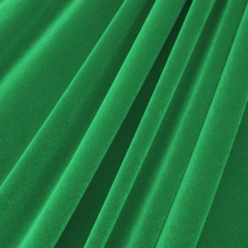 Solid Color Velvet (Kelly Green)