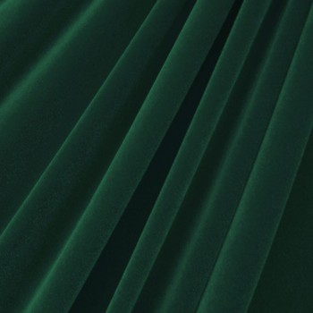 Solid Color Velvet (Forest Green)