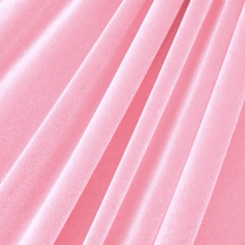 Solid Color Velvet (Baby Pink)