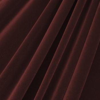 Solid Color Velvet (Deep Red)