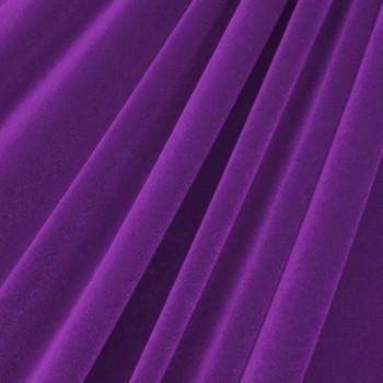 Solid Color Velvet (Violet)
