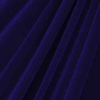Solid Color Velvet (Navy Blue)
