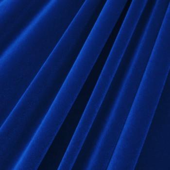 Solid Color Velvet (Sapphire)