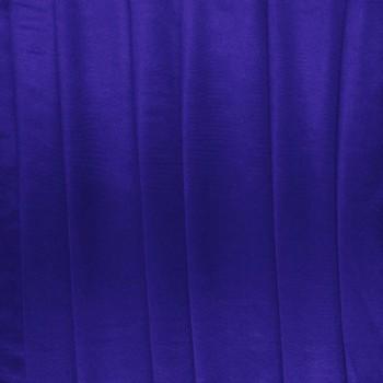 Regular Spandex Raschel (Midnight Blue)