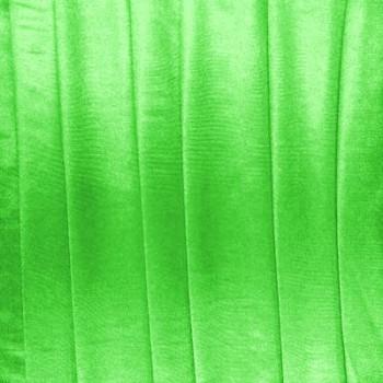 Regular Spandex Raschel (Lime Green)