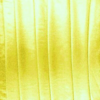 Regular Spandex Raschel (Yellow)