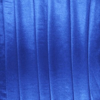 Regular Spandex Raschel (Royal Blue)