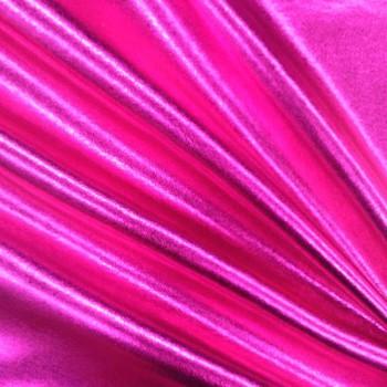 METALLIC LAME' (Fuchsia)