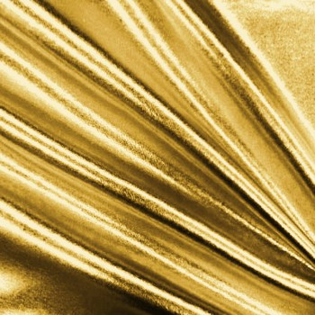 Metallic Lame' (Gold)