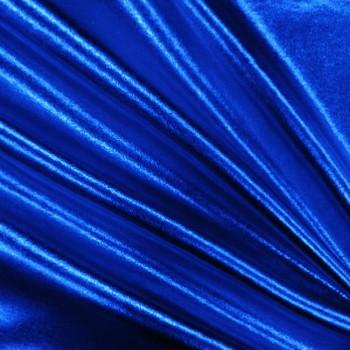 Metallic Lame' (Royal Blue)
