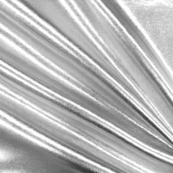 Metallic Lame' (Silver)