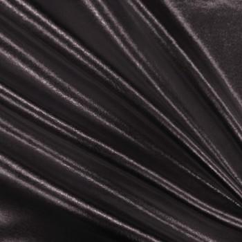 Metallic Lame' (Dark Brown)