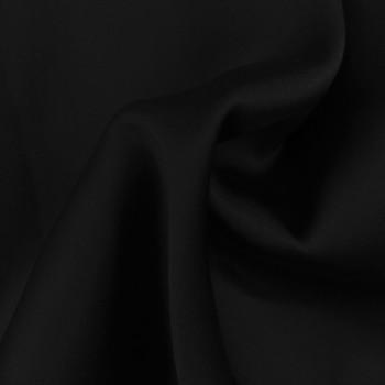 Stretch Charmeuse (Black)