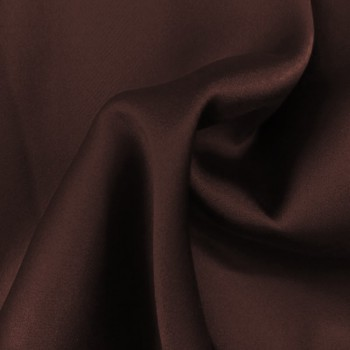 Stretch Charmeuse (Brown)