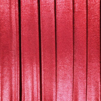 Metallic Slinky (Red With Red Metallic)