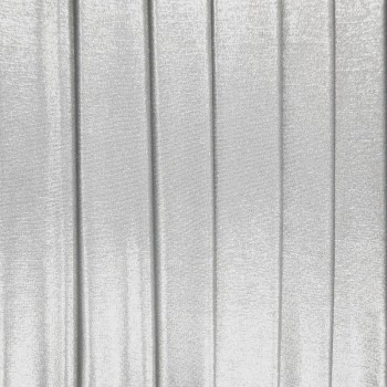 Metallic Slinky (Silver With Silver Metallic)