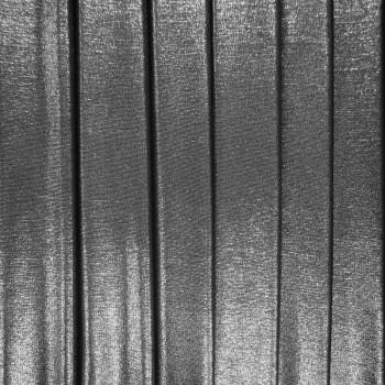 Metallic Slinky (Silver With Black Metallic)