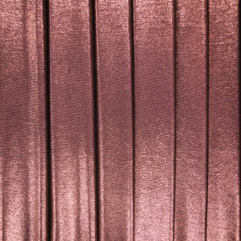 Metallic Slinky (Bronze With Black Background)
