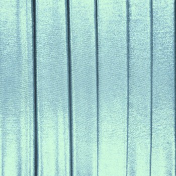 Metallic Slinky (Light Blue With Silver Metallic)