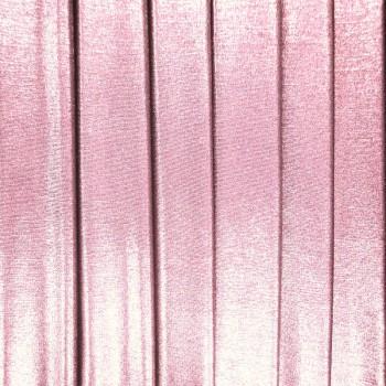 Metallic Slinky (Light Pink With Silver Metallic)