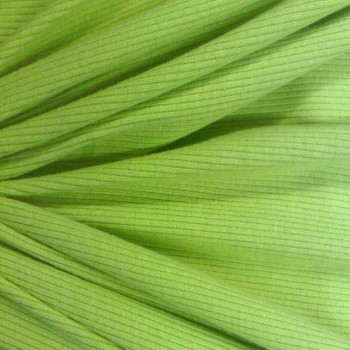 Cotton Rib (Light Green)