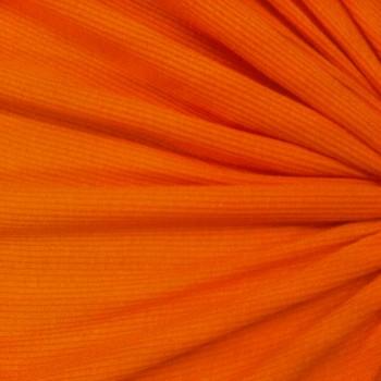 Cotton Rib (Orange)