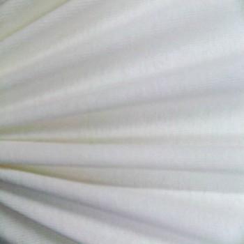 Cotton Rib (White)