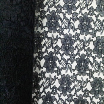 Russel Lace (Black)