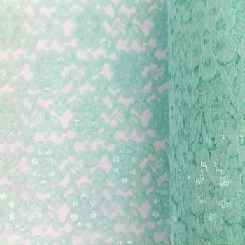Russel Lace (Lite Mint)