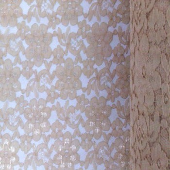 Russel Lace (Pale Taupe)