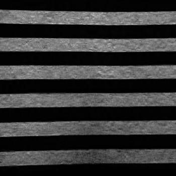 Gray & Balck Stripe