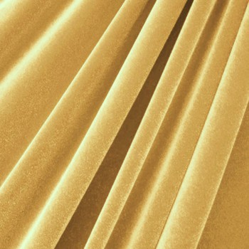 Solid Color Velvet (Gold)