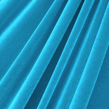 Solid Color Velvet (Ocean Blue)