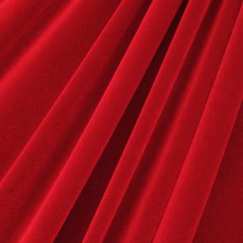 Solid Color Velvet (Red)