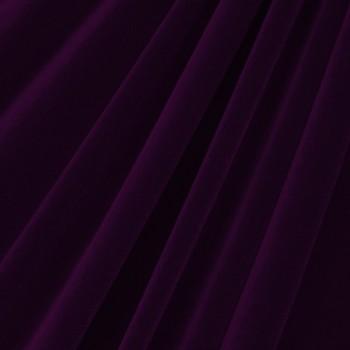 Solid Color Velvet (Plum)