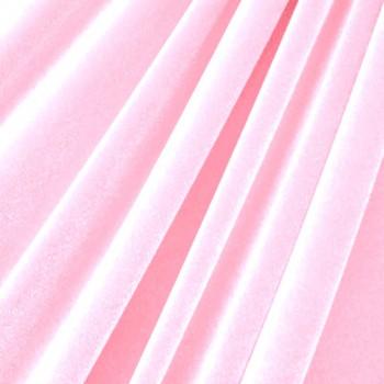 Solid Color Velvet (Pastel Pink )