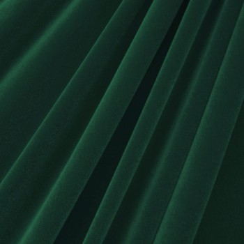 Solid Color Velvet (Dark Hunter Green))