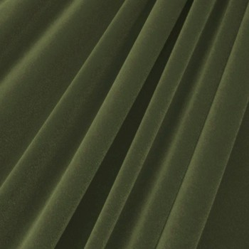 Solid Color Velvet (Sage Olive)