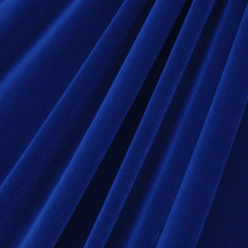 Solid Color Velvet (Royal)