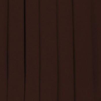 Cotton Lycra (Dark Chocolate Brown)