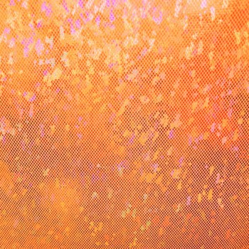 Shatter Glass (Red/Neon Orange)