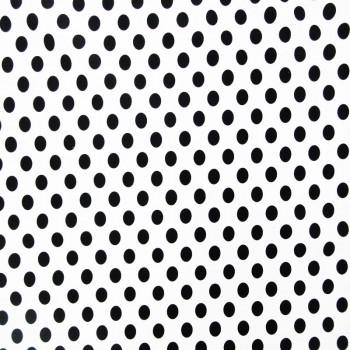 Polka Dots(White & Black)