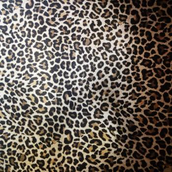 Leopard Print Hologram