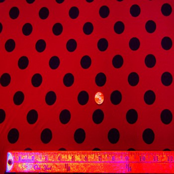 Polka Dots On ITY(Red)