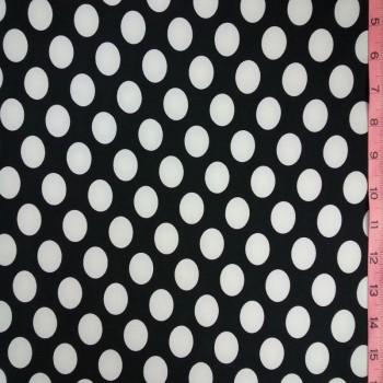 Polka Dot( Black& White)