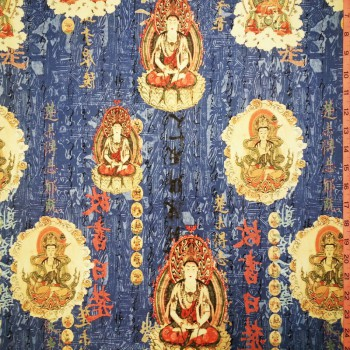 Chines God (Blue)