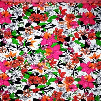 Flower (pink & Green)