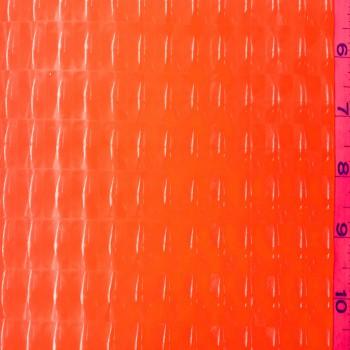 Pattern Vinyl (Orange)