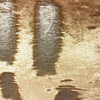 Reversible Sequins Matte (Gold and Silver)