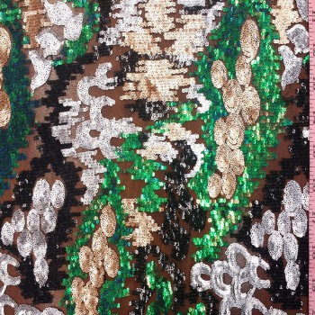 Stretch Sequins (Multicolored)